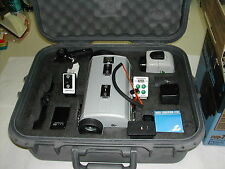 AMPHIBICO DIVE BUDDY 1 UNDERWATER VIDEO SYSTEM 100m 8mm VIDEO SONY TR100HANDYCAM