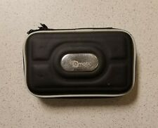 Ematic Eva Compact Hard Carry Case Black Game For DS 0E