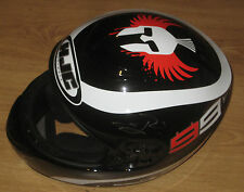 JORGE LORENZO SIGNED HTC OFFICIAL MOTO GP HELMET + PHOTO PROOF & COA