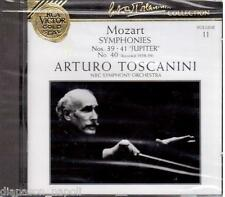 Toscanini Collection Vol. 11 - Mozart: Sinfonie (Symphonies) No 39-41 - CD