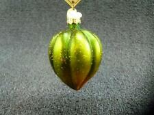 Merck Old World Christmas OWC Acorn Squash Ornament NEW (o1987)