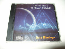 Charlie Wood & Almost Midnight Hate Mondays cd 10 tracks 2010 New & Sealed