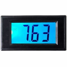 DC Millivoltmeter 0-199.9mV 200mV Digital Voltage Volt Panel Meter Voltmeter MZ