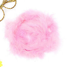 2M Feather Boa Fluffy Craft Costume Wedding Party Dressup Home Flower Decoration