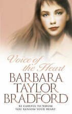 Voice of the Heart by Barbara Taylor Bradford paperback