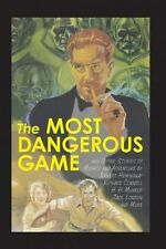 NEW The Most Dangerous Game and Other Stories of Menace and Adventure by Paperba