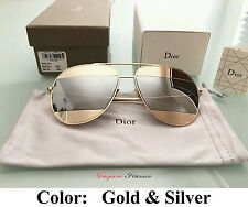 Christian Dior Split Authentic Sunglasses New Hot (3 colors)