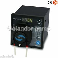 BQ80S Micrometeror Variable Speed Peristaltic Pump with FZ10 Pump Head