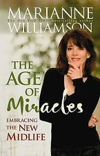 WILLIAMSON,M.-AGE OF MIRACLES, THE  BOOK NEW
