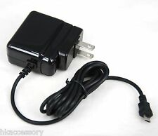 5V 1A AC Wall Charger US Plug BLACK for Sony PRS-T3 T2 T1 950 650 350 eReader