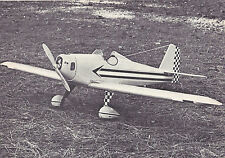 Southern Belle Sport Plane Plans, Templates and Instructions