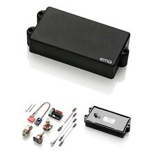 KIT EMG MMCS MICRO BASS PICKUP 4 STRING