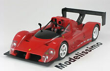 1:18 Hot Wheels Ferrari 333 SP red
