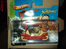 HOT WHEELS THE FLINTSTONES 2013 BRAND NEW SEALED EURO CARD EARLY VERSION