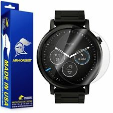 ArmorSuit Motorola Moto 360 46mm 2nd Gen. Screen Protetor [2 Pack] - New !
