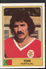 Football Sticker - Panini Euro Football 1976 - No 243 - Toni - Portugal