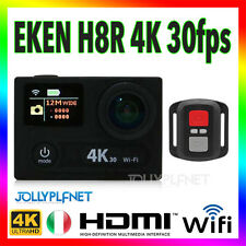 EKEN H8R 4K 30fps SPORT ACTION CAMERA ULTRA HD SONY IMX078 WIFI 12MP CAM GO PRO