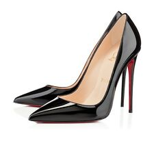 Christian Louboutin | So Kate | Black Patent | UK 7 | EU 40 | RRP £455 | Heels