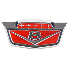 1961-1966 FORD TRUCK F100/1100 HOOD FROM EMBLEM WITH V8