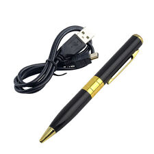 HD 1280x1024 MINI DV Pen Camera Spy Hidden DVR CCTV Security TF SD Card