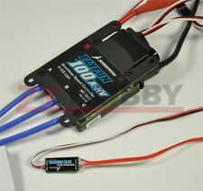 RC Model Brushless Motor Hobbywing FLYFUN 100A HV ESC for Aircraft 5-12s  ZY# 01