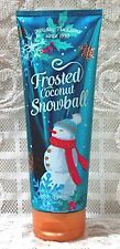 Bath & Body Works ~ FROSTED COCONUT SNOWBALL ~ Ultra Shea Body Cream Lotion 8 oz