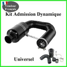 KIT ADMISSION DIRECT DYNAMIQUE CARBONE FILTRE A AIR TUNING NISSAN NAVARA