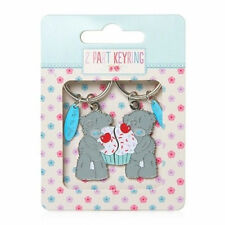 Me To You Tatty Teddy 2 Part Keyring - Cup Cakes # G01K0203
