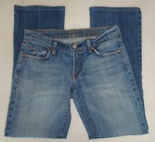7 For All Mankind Bootcut Jeans ( Size: 26 )