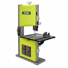 Factory-Reconditioned Ryobi ZRBS904G 2.5 Amp 9 in. Portable Band Saw (Green)