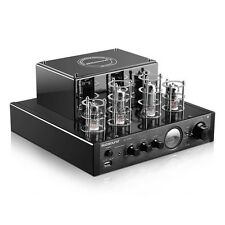 Nobsound MS-10D Tube Amplifier Stereo Audio HiFi Headphone Bluetooth Amp 220V