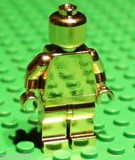 Lego Gold Chrome Minifigure NEW!!!!