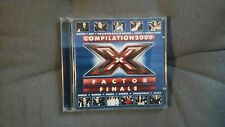 COMPILATION - X FACTOR FINALE 2009 (BASTARD SONS OF DIONISO NOEMI..) CD