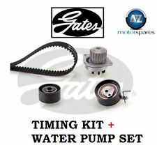 FOR CITROEN C2 1.6 VTS NFS 16V 2004-2009 GATES TIMING CAM BELT KIT + WATER PUMP