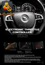 HOLDEN COMMODORE PERFORMANCE STEALTH THROTTLE CONTROLLER VE LS2 L98 L76 L77 LS3