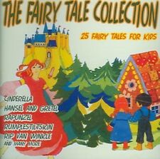Fairy Tale Collection: 25 Fairy Tales for Kids New CD