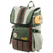 Boba Fett Mandalorian Suit Up Laptop Backpack