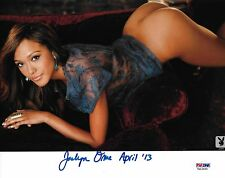 Jaslyn Ome Signed 8x10 Photo PSA/DNA April 2013 Playboy Playmate Picture Auto 7