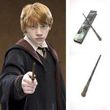Harry Potter RON WEASLEY Magical Wand Zauberstab Magisch Stab in Geschenkbox