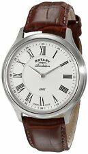 Rotary Revelation GS02965/05/21 Dual Face Mens Swiss Quartz Watch