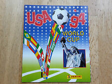 Panini Album WM 1994 USA 94, Leeralbum/empty album, version 330, gut/good cond.