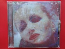cd cds mina in duo piero pelù fabrizio de andrè beppe grillo audio 2 renato zero