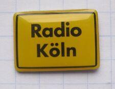 RADIO KÖLN  ............... Sender-Pin (115e)