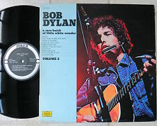 BOB DYLAN ‎– A Rare Batch Of Little White Wonder Volume 2  LP  Joker ‎– SM 3728