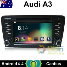 7 inch Android5.1 Car DVD GPS Navigation Head Unit For  AUDI A3 S3 2003-2014