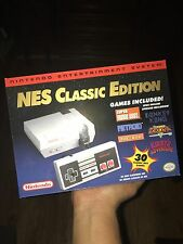 Nintendo Entertainment System NES Classic Mini Edition! Brand New! Sold Out!