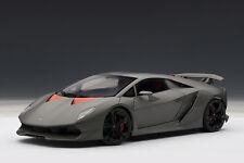 AutoArt Lamborghini Sesto Elemento Carbon Grey 1/18