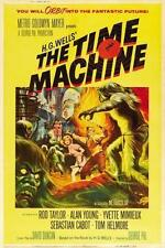 Time Machine The Movie Poster 24in x36in