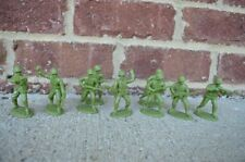 WWII US Infantry Rifle Assault Set 60MM Expeditionary Force Toy Soldier