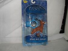 Memory Lane Rudolph The Red Nosed Reindeer Figure - Young Buck Rudolph with M...